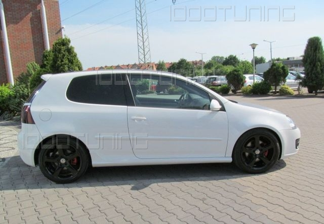 vw golf v 5 seitenschweller schweller spoiler r32 gti ed30. Black Bedroom Furniture Sets. Home Design Ideas