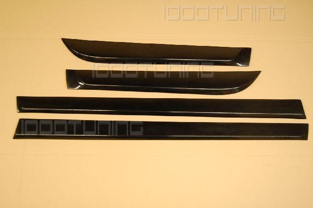 Audi S6 Door Blades Door Bottom Trims A6 C6 4f Lower Door
